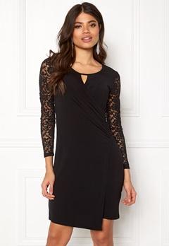 Happy Holly Melina dress Black Bubbleroom.no