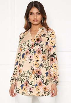 Happy Holly Milly tunic Floral Bubbleroom.no
