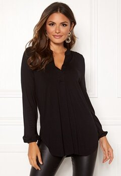 Happy Holly Milly tunic Black Bubbleroom.no