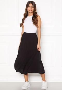Happy Holly Bianka skirt Black Bubbleroom.no