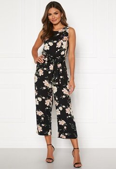 Happy Holly Mollie jumpsuit Black / Patterned Bubbleroom.no