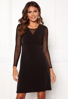 Happy Holly Rosella dress Black Bubbleroom.no