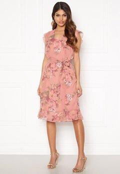 Happy Holly Sally dress Pink / Floral Bubbleroom.no