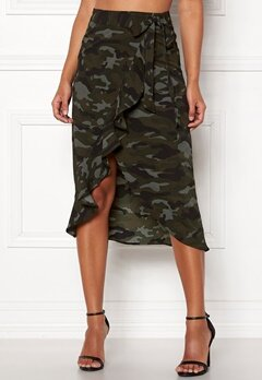 Happy Holly Sandie skirt Camouflage Bubbleroom.no
