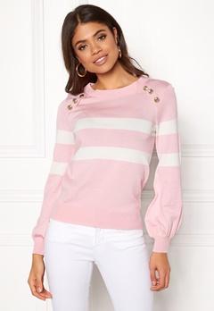 Happy Holly Sasha sweater Pink Bubbleroom.no