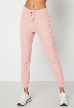 Happy Holly Serena pants Dusty pink Bubbleroom.no
