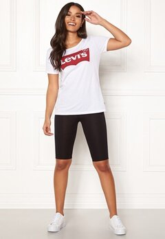 Happy Holly Sofia biker leggings Black Bubbleroom.no