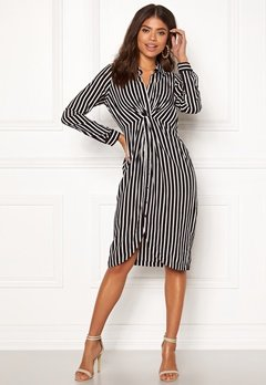 Happy Holly Sophia shirt dress Striped Bubbleroom.no