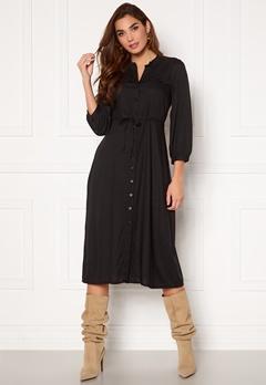 Happy Holly Sophie Midi dress Black Bubbleroom.no