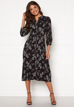 Happy Holly Sophie Midi dress Patterned Bubbleroom.no