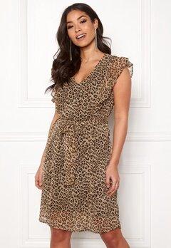 Happy Holly Stella dress Leopard Bubbleroom.no