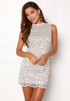 Happy Holly Vienna lace dress White Bubbleroom.no