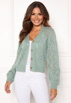 Happy Holly Angelina lace cardigan Mint green Bubbleroom.no