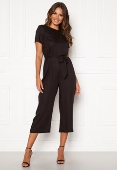 Happy Holly Mollie jumpsuit Black Bubbleroom.no
