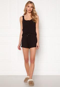 Happy Holly Serena shorts Black Bubbleroom.no