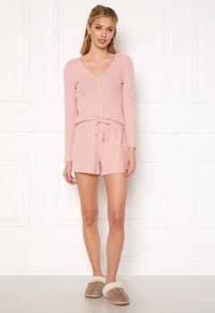 Happy Holly Serena shorts Dusty pink Bubbleroom.no