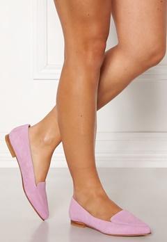 Heelow Astrid Loafer Peachy Pink Bubbleroom.no