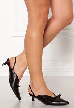 Henry Kole Amelie Leather Sandals Black Bubbleroom.no
