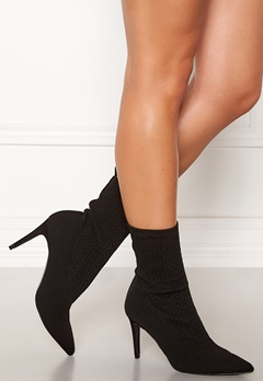 Henry Kole Mel Ankle Boots Black Bubbleroom.no