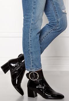 Henry Kole Sophie Patent Shoe Black Bubbleroom.no