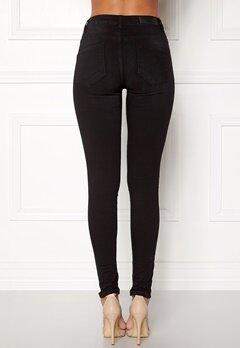 ICHI Hizto Jeans Black Bubbleroom.no
