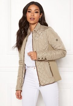 Hollies Ripon Jacket Beige Bubbleroom.no