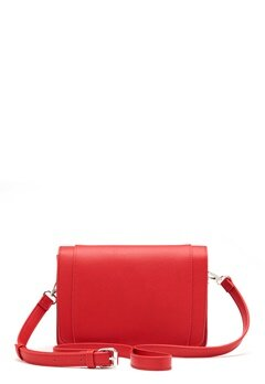 Pieces Iben Crossbody Bag Flame Scarlet Bubbleroom.no