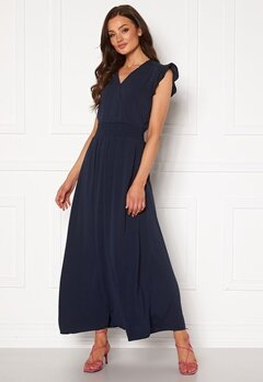 ICHI Filua Dress Total Eclipse Bubbleroom.no