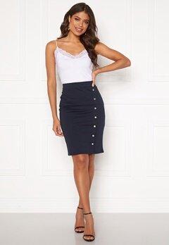 ICHI Kate Trend Skirt Total Eclpise Bubbleroom.no
