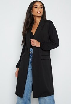 ICHI Kate Trend Waistcoat 194008 Black bubbleroom.no