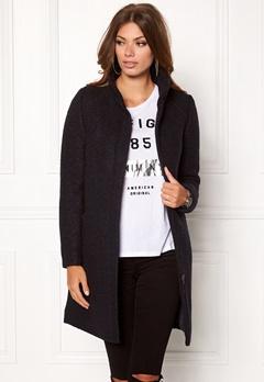 ICHI Unip Jacket Black Bubbleroom.no