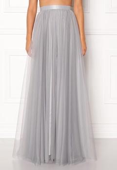 Ida Sjöstedt Farrah Tulle Skirt Grey Bubbleroom.no