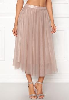 Ida Sjöstedt Flawless Skirt Mink Bubbleroom.no