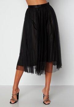 Ida Sjöstedt Flawless Skirt Soft Tulle Black bubbleroom.no