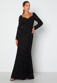 Ida Sjöstedt Selena Dress Black bubbleroom.no