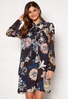 Ida Sjöstedt Shirley Dress Maxi Florals Bubbleroom.no