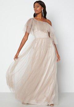 Ida Sjöstedt Skylar Dress Grey Bubbleroom.no
