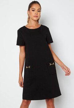 Ida Sjöstedt Teardrop Dress Black bubbleroom.no