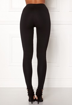 Ida Sjöstedt Thandie Leggings Black Bubbleroom.no