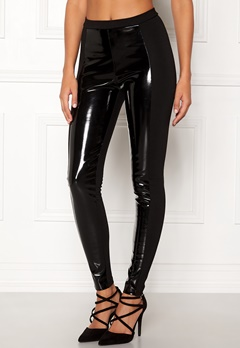 Ida Sjöstedt Thandie Leggings H Jersey Black Bubbleroom.no