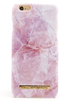 iDeal Of Sweden Fashion Case iphone Pilion Pink Marble Bubbleroom.no