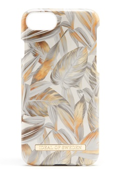 iDeal Of Sweden Fashion Case iPhone Platinum Leaves Bubbleroom.no