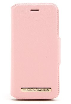iDeal Of Sweden Fashion Wallet Iphone Rosa Bubbleroom.no