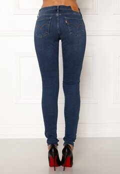 LEVI'S Innovation Superskinny 0040 Prestige Indigo Bubbleroom.no
