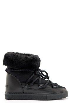 INUIKII Classic High Sneaker 201 Black bubbleroom.no