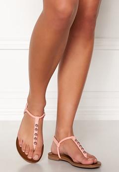 INUOVO 101033 Leather Sandals Blush Bubbleroom.no