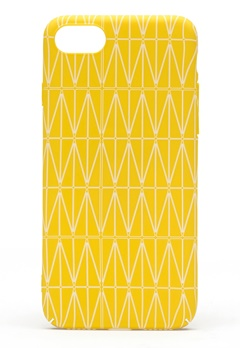 DAGMAR Iphone Case 8 Sun Yellow Bubbleroom.no