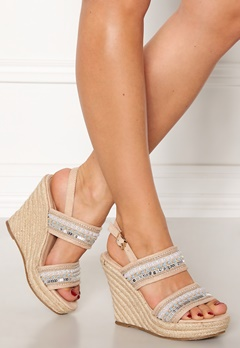 Krush Iso II Summer Sandals Nude Bubbleroom.no