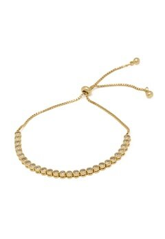 Ivory & Co Tivoli Gold Bracelet Gold Bubbleroom.no