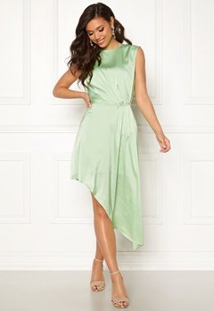 Ivyrevel Asymmetric Dress Pastel Green Bubbleroom.no